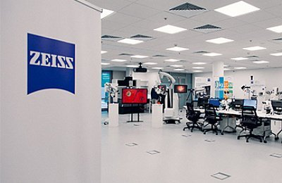 Launch of the OPTEC ZEISS Group Demonstration and Consultation Center