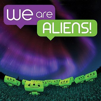 """We Are Aliens"" Fulldome Show"